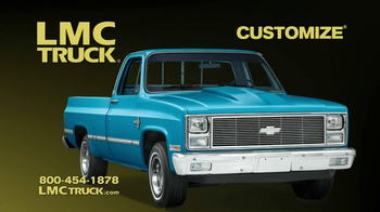 LMC Truck TV Spot, 'Restore, Maintain, Customize'