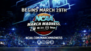 NCAA TV Spot, 'Fill Out Your Brackets' Featuring Shaquille O'Neal - Thumbnail 10