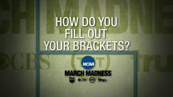 NCAA TV Spot, 'Fill Out Your Brackets' Featuring Shaquille O'Neal - Thumbnail 2