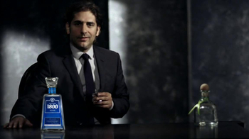 1800 Tequila Silver TV Spot, 'Kick Back' Featuring Michael Imperioli - Thumbnail 2