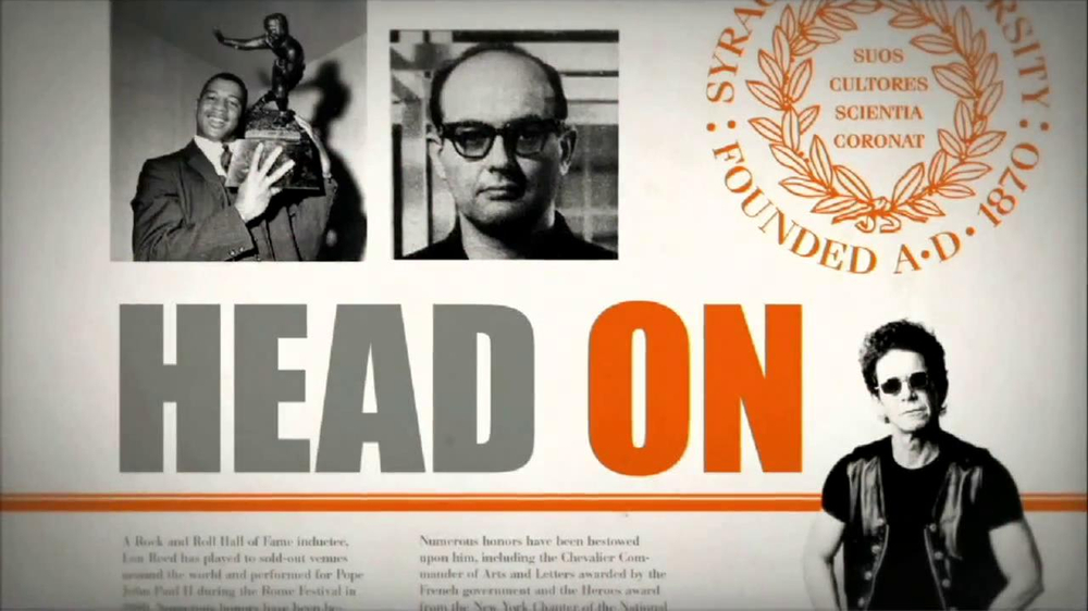 syracuse university scholarship in action tv commercial