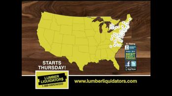Lumber Liquidators Laminate Flooring Sale TV Spot, 'Lower Prices'  - Thumbnail 7