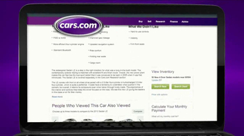 Cars.com TV Spot, 'Parents Drama' - Thumbnail 7