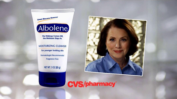 Albolene Moisturizing Cleanser TV Spot, \'Young Skin\'