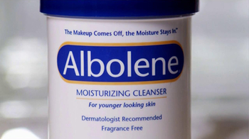 Albolene Moisturizing Cleanser TV Spot, 'Young Skin' - Thumbnail 8
