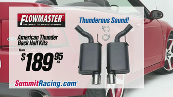 Summit Racing Equiptment TV Spot, 'Add More Muscle' - Thumbnail 6