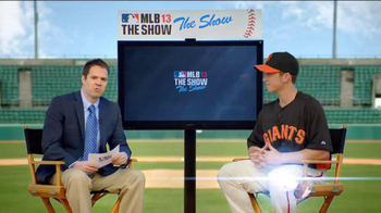 MLB 13: The Show TV Spot Featuring Buster Posey - Thumbnail 1