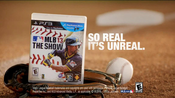 MLB 13: The Show TV Spot Featuring Buster Posey - Thumbnail 10