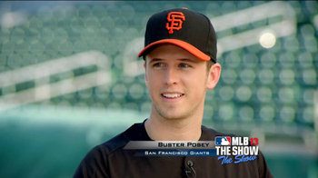 MLB 13: The Show TV Spot Featuring Buster Posey - Thumbnail 2