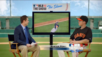 MLB 13: The Show TV Spot Featuring Buster Posey - Thumbnail 7