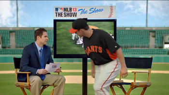 MLB 13: The Show TV Spot Featuring Buster Posey - Thumbnail 9