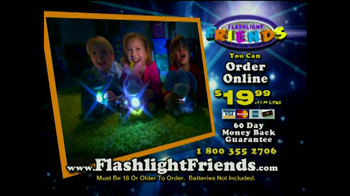 Flashlight Friends TV Spot  - Thumbnail 10
