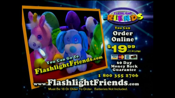 Flashlight Friends TV Spot  - Thumbnail 8