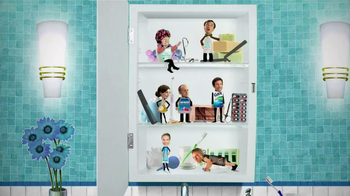 Gas-X TV Spot, 'Medicine Cabinet'  - 2843 commercial airings