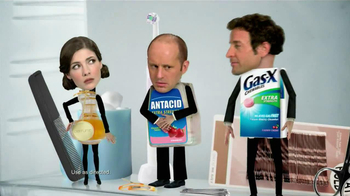Gas-X TV Spot, 'Medicine Cabinet'  - Thumbnail 6
