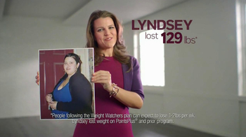 Weight Watchers TV Spot, 'Lindsey' Song by VV Brown