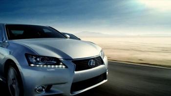 Lexus Command Performance Sales Event TV Spot, 'Control'  - 246 commercial airings
