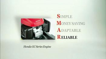 Honda Lawn & Garden TV Spot, 'Beautiful & Smart' - Thumbnail 3