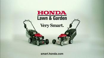 Honda Lawn & Garden TV Spot, 'Beautiful & Smart'
