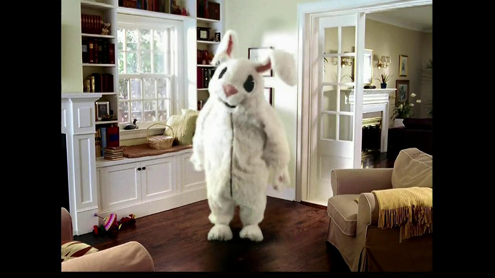 M&M's TV Commercial, 'Easter Bunny Costume'