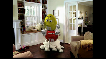 M&M's TV Spot, 'Easter Bunny Costume' - Thumbnail 8