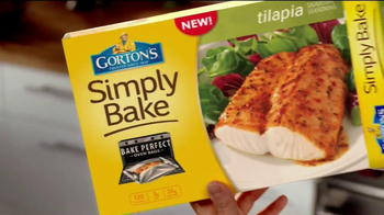 Gorton's Simply Bake Tilapia TV Spot, 'Simply Love' - Thumbnail 3