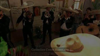 Catholics Come Home TV Spot, 'Catholic Family' - Thumbnail 1