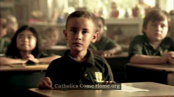 Catholics Come Home TV Spot, 'Catholic Family' - Thumbnail 4