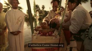 Catholics Come Home TV Spot, 'Catholic Family' - Thumbnail 8