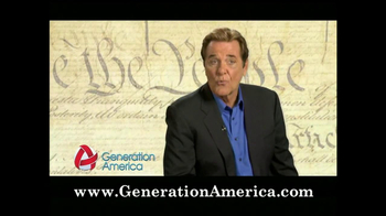 Generation America TV Spot, Featuring Chuck Woolery