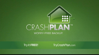 CrashPlan TV Spot, 'Happy' - Thumbnail 7