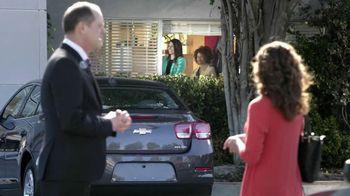 2013 Chevrolet Malibu LS TV Spot, 'SOS'