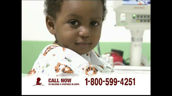 St. Jude Children's Research Hospital TV Spot 'Hymn'