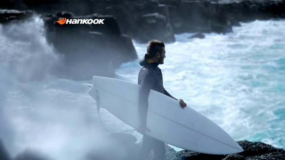 Hankook Tire TV Commercial, 'Surfing'