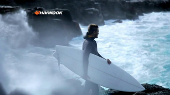 Hankook Tire TV Spot, 'Surfing'