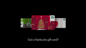 Starbucks Gift Card TV Spot, 'Get $5 Free' - Thumbnail 1