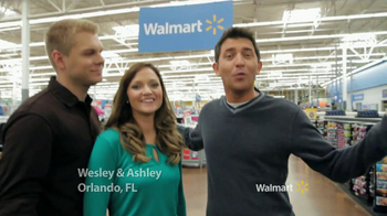 Walmart TV Spot, 'Tax Refund Time with Wesley and Ashley' - Thumbnail 1