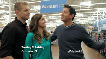 Walmart TV Spot, 'Tax Refund Time with Wesley and Ashley' - Thumbnail 2