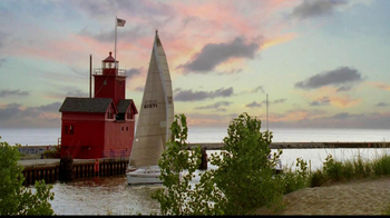 Pure Michigan TV Spot, \'Lighthouses\'