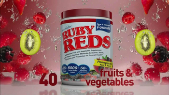 Ruby Reds TV Spot Featuring Angie Everhart - 56 commercial airings