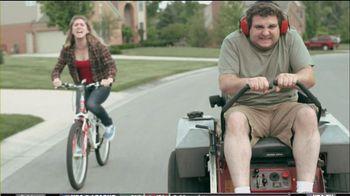 Pay Anywhere TV Spot, 'Lawn Mowerman'