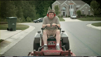 Pay Anywhere TV Spot, 'Lawn Mowerman' - Thumbnail 1