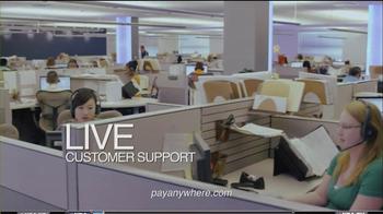 Pay Anywhere TV Spot, 'Lawn Mowerman' - Thumbnail 6