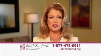 Edith Sanford Breast Cancer Foundation TV Spot, 'Stories' - Thumbnail 10