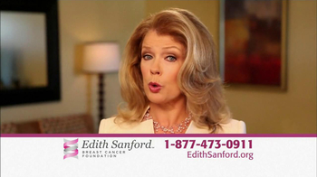 Edith Sanford Breast Cancer Foundation TV Spot, 'Stories' - Thumbnail 6