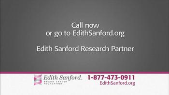 Edith Sanford Breast Cancer Foundation TV Spot, 'Stories' - Thumbnail 7