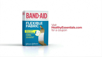 Band-Aid Flexable Fabric TV Spot, 'Plans' - Thumbnail 9