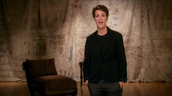 The More You Know TV Spot, 'Express Yourself' Featuring Rachel Maddow - Thumbnail 1