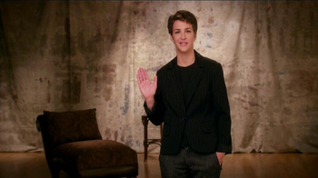 The More You Know TV Spot, \'Express Yourself\' Featuring Rachel Maddow