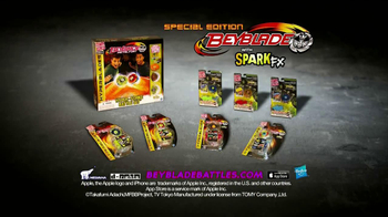 BeyBlade with Spark FX TV Spot - Thumbnail 10